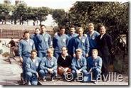 Equipe de France de watre-polo 1963
