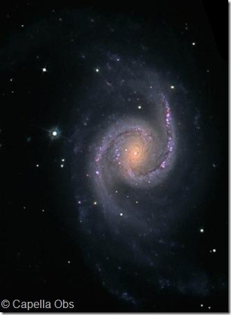 NGC 1566 Capella obs