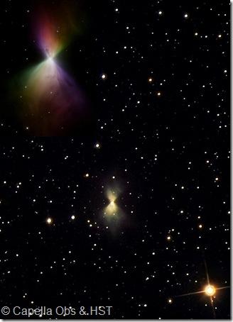 ESO 172 07 Boomerang neb Capella obs