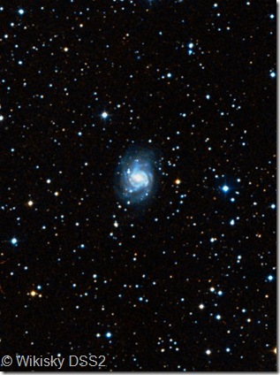 NGC 2339 Wikisky DSS2