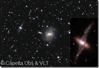 NGC 4603 4622 4650 Groups  Capella Obs