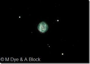 NGC 6818 M Dye & A Block