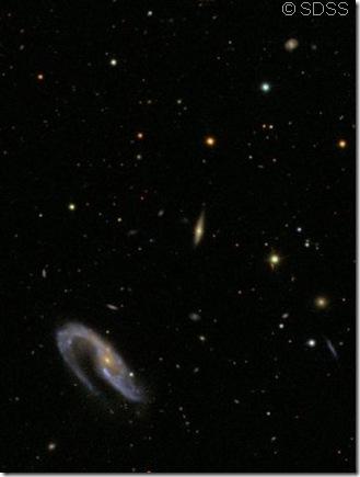 NGC 3509  SDSS