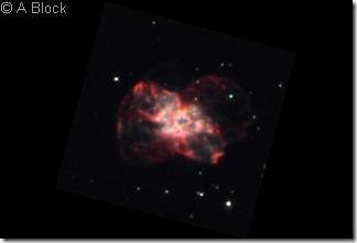 NGC 2440 Adam Blocks