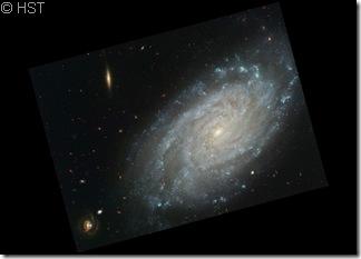 NGC 3370 Hst