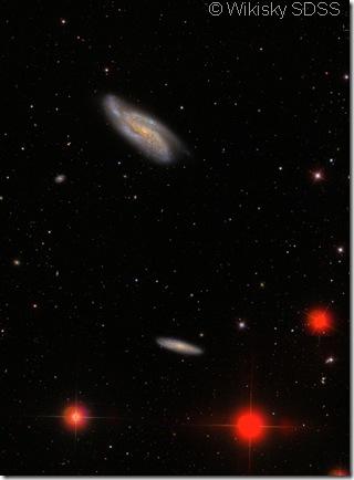 NGC 4085 88 Wikisky SDSS