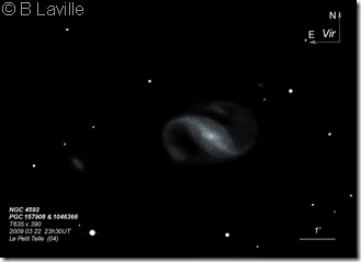 NGC 4593  T635  BL