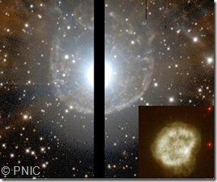 NGC 2867 halo PNIC