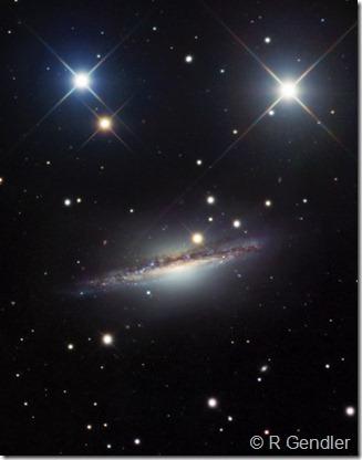 NGC 1055 R Gendler
