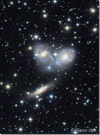 NGC 6769 70 71  IC 4842 45 Rose obs