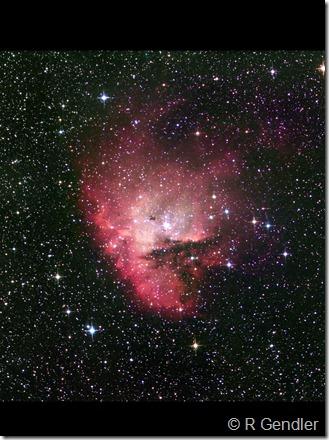 NGC 281 Rob Gendler wide