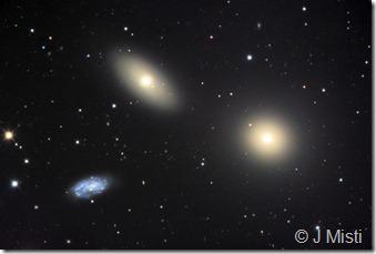 M 105  NGC 3371 73 Misti
