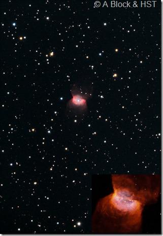 NGC 2346 Adam Blocks