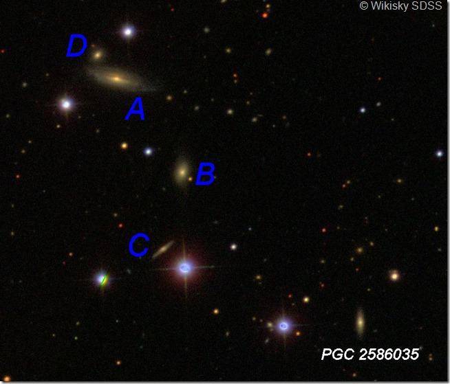 HCG 45 Wikisky SDSS labels