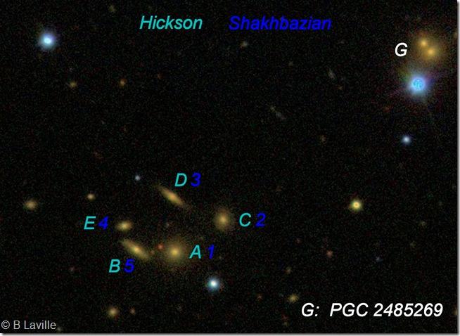 HCG 50  Shk 5 Wikisky SDSS lablelled