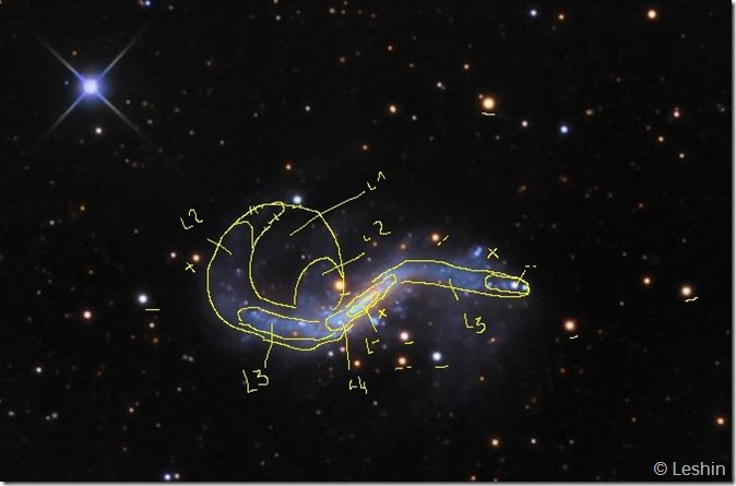 NGC 4731 leshin