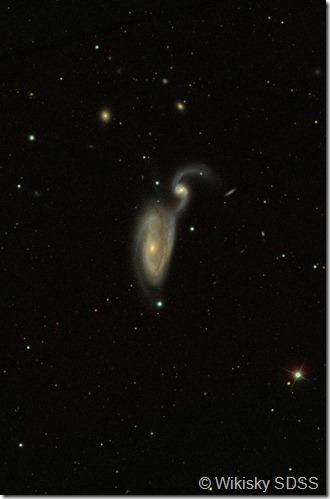 NGC 5394 95 Wikisky SDSS