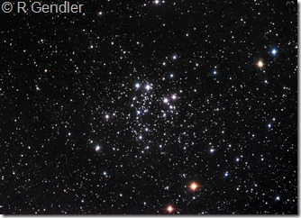 NGC 663 Gendler