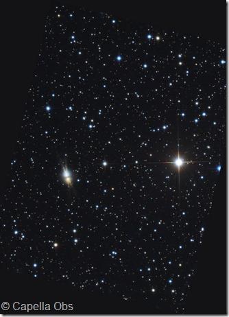 Egg Nebula Capella Observ