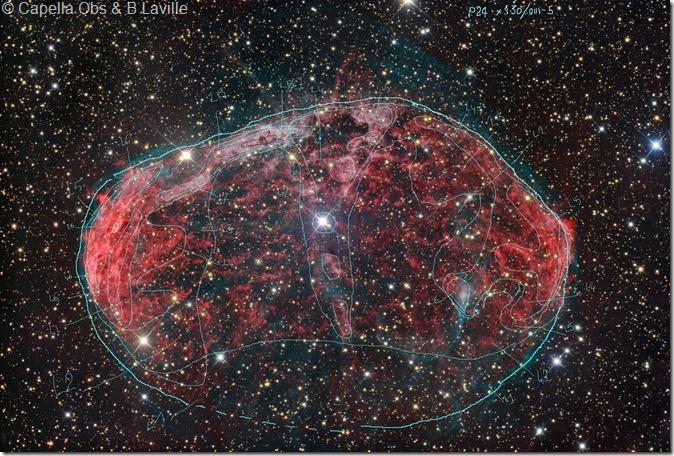 NGC 6888 Capella obs