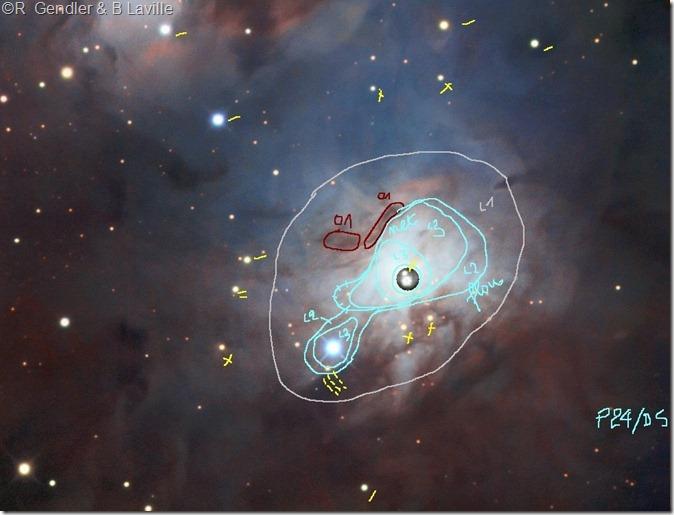 Copie de Copie de M 78  NGC 2067 68 71 Gendler