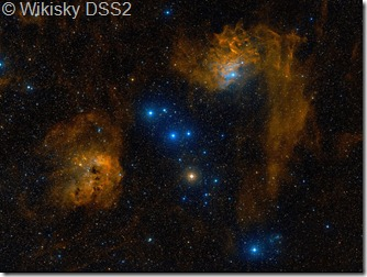 IC 405 410 Wikisky DSS2