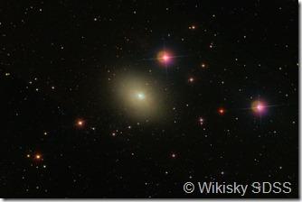 NGC 3077 Wikisy SDSS