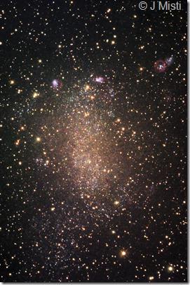 NGC 6822 J Misti 050712