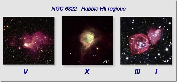 ngc 6822  hubble x v iii i