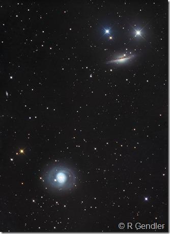 M 77  NGC 1055 72 R Gendler