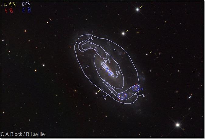 NGC 3319 Adam Block