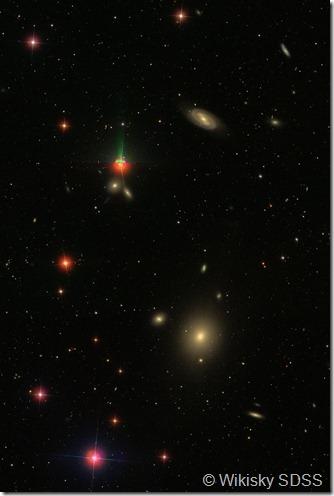 NGC 4260 61 Wikisky SDSS