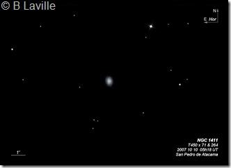 NGC 1411  T450 BL