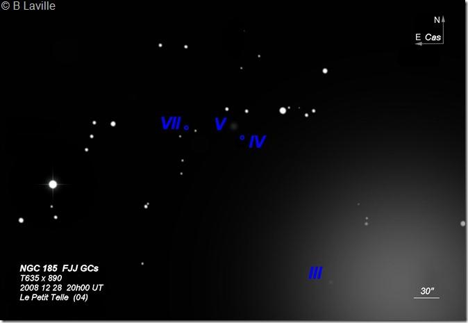 NGC 185  FJJ GCs  T635  BL labels