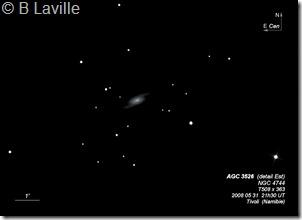 NGC 4744  T508  BL Namibie Tivoli