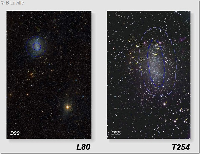 ngc 6822  lc80 vs t254 labels