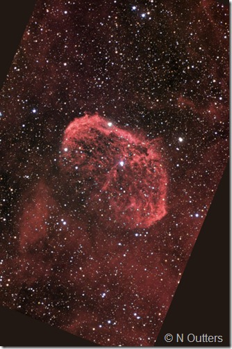 NGC 6888 N Outters