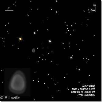 NGC 6153  T508  BL 2012 06 16