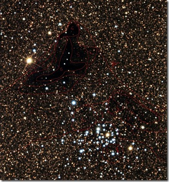 NGC 6520  B 86 Adam Block - Copie