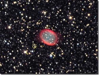 NGC 6563 stars