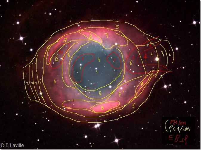 NGC 7293Helix wide Rob Gendler ret BL