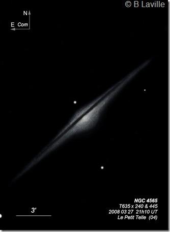 NGC 4565  T635 BL0