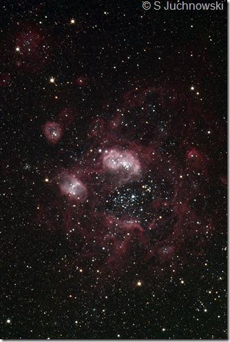 Hen 11  NGC 1760 61 63 69 73 76 S Juchnowski