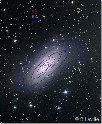 M 31 very large E Mallart