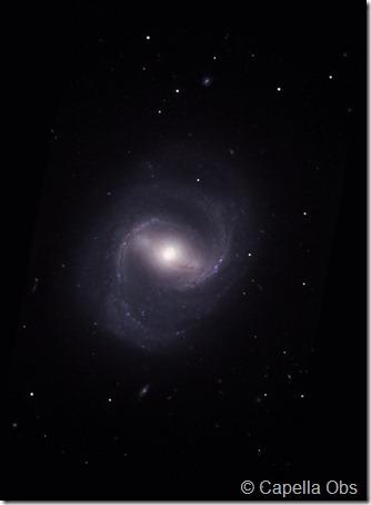 M 91 Capella obs_2