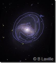 M 91 Capella obs