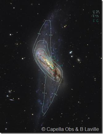 NGC 660 Capella Obs