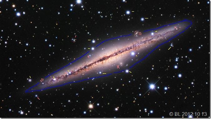 NGC 891 BL 2012 10 11  - Copie