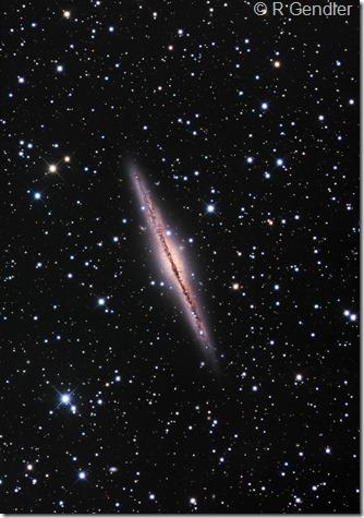 NGC 891 Gendler