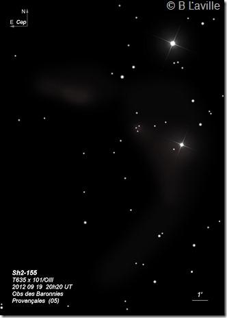 Sh2-155  T635  BL 2012 09 19